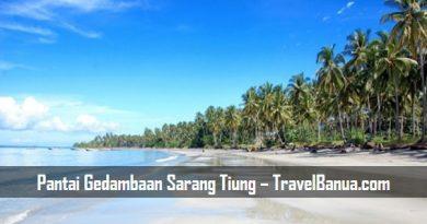 Pantai Gedambaan Sarang Tiung