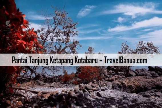 Pantai Tanjung Ketapang Kotabaru