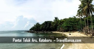 Pantai Teluk Aru