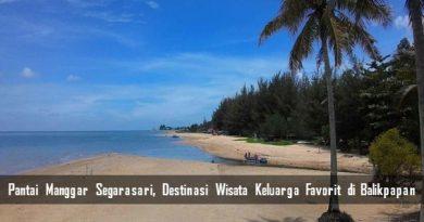 Pantai Manggar Segarasari