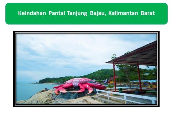 Keindahan Pantai Tanjung Bajau