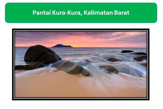 Pantai Kura-Kura, Kalimantan Barat