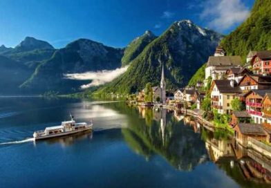 Destinasi Negara untuk Solo Travelling Austria